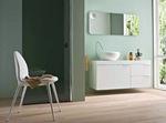 модернистични  влагоустойчиви мебели за баня