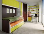 дизайнерски цветни детски стаи