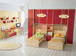 обзавеждане на луксозни цветни детски стаи