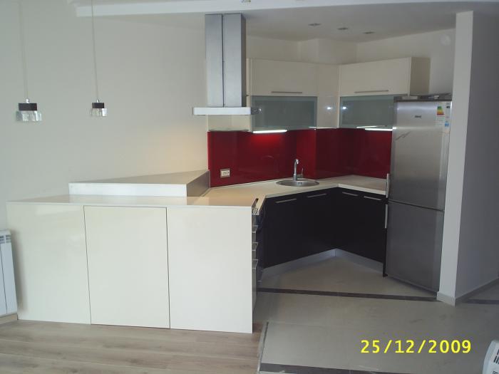 кухня 100-