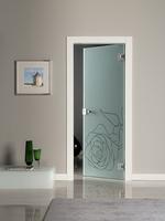 най-качествени стъклени интериорни врати