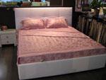 Тапицирана спалня по идея на клиента 874-2735