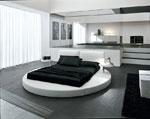 Индивидуална поръчка на кръгла спалня 918-2735