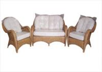 Мека мебел от ратан 7783-2317