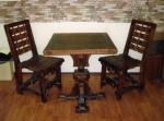 дървена маса за кръчма